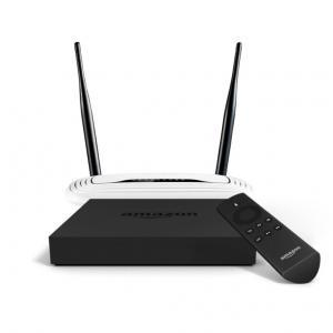 Amazon Fire TV Box & TP Link Wireless VPN Router