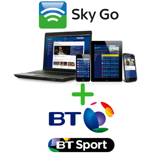 skygo and bt