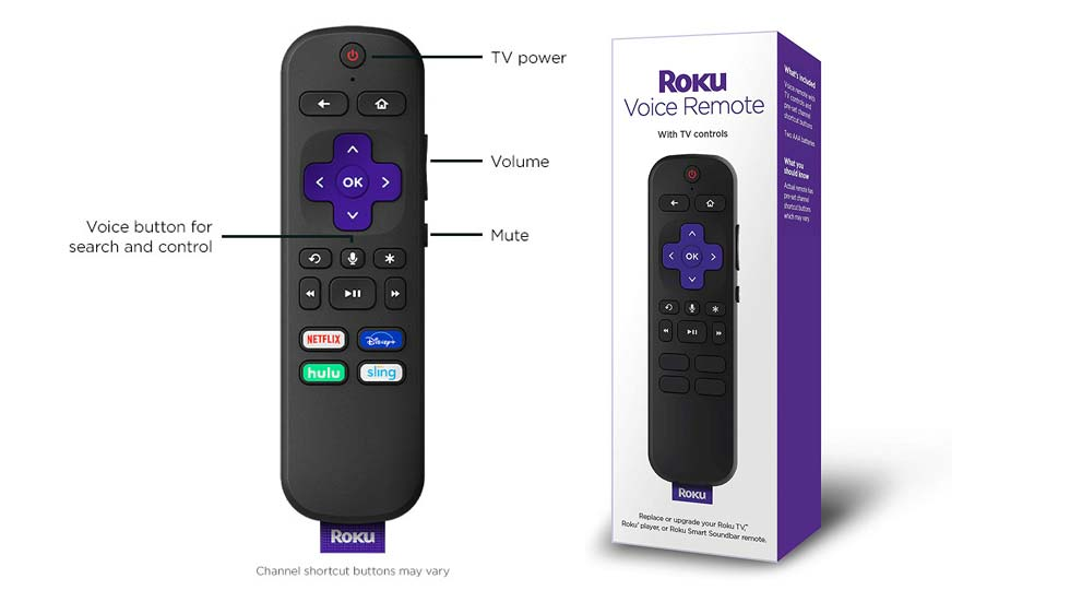 How to Voice Search Using Your Roku Remote Control